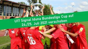 U17 Bundesliga Cup 2020